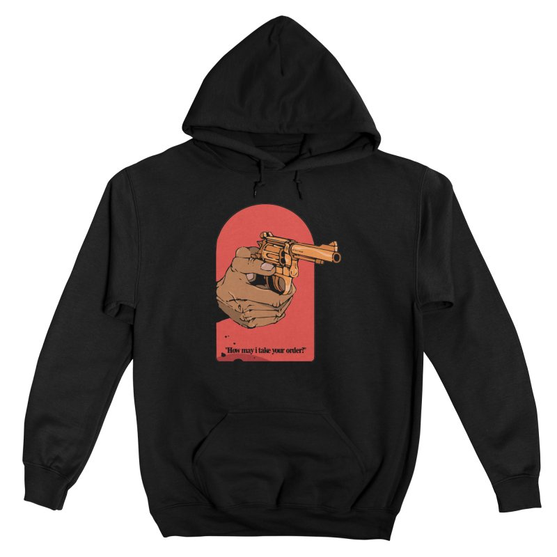Revolver Men's Pullover Hoody by Attention®