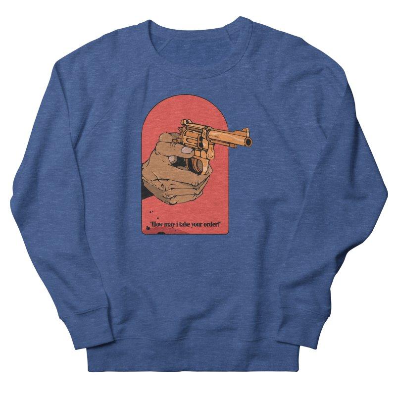 Revolver Men's Sweatshirt by Attention®