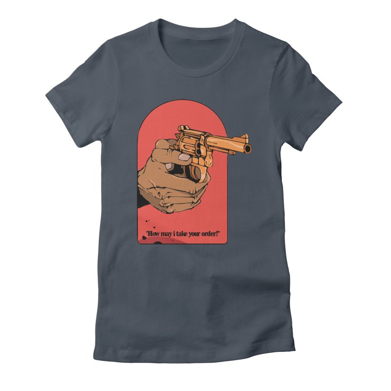 Revolver Women's T-Shirt by Attention®