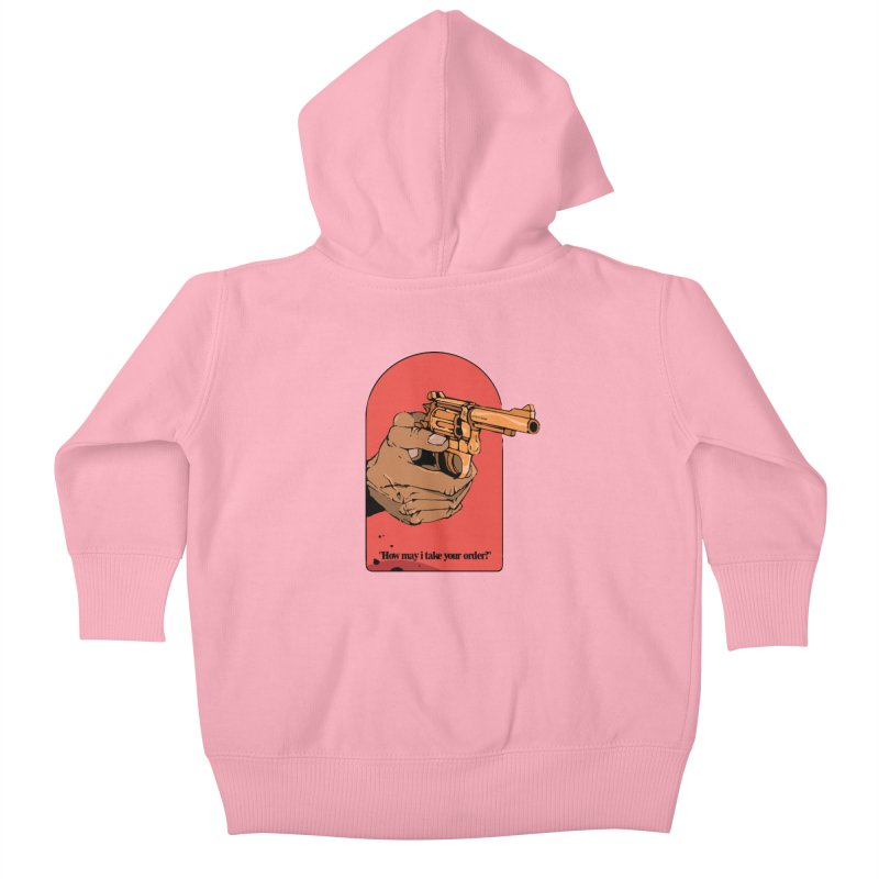 Revolver Kids Baby Zip-Up Hoody by Attention®