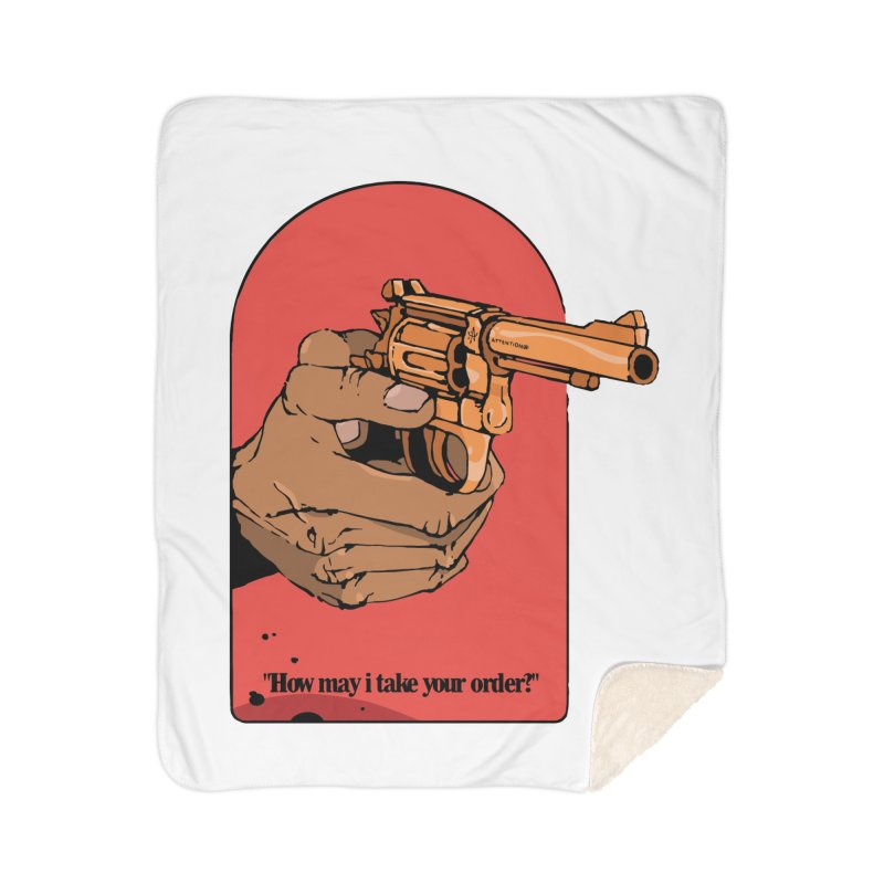 Revolver Home Blanket by Attention®
