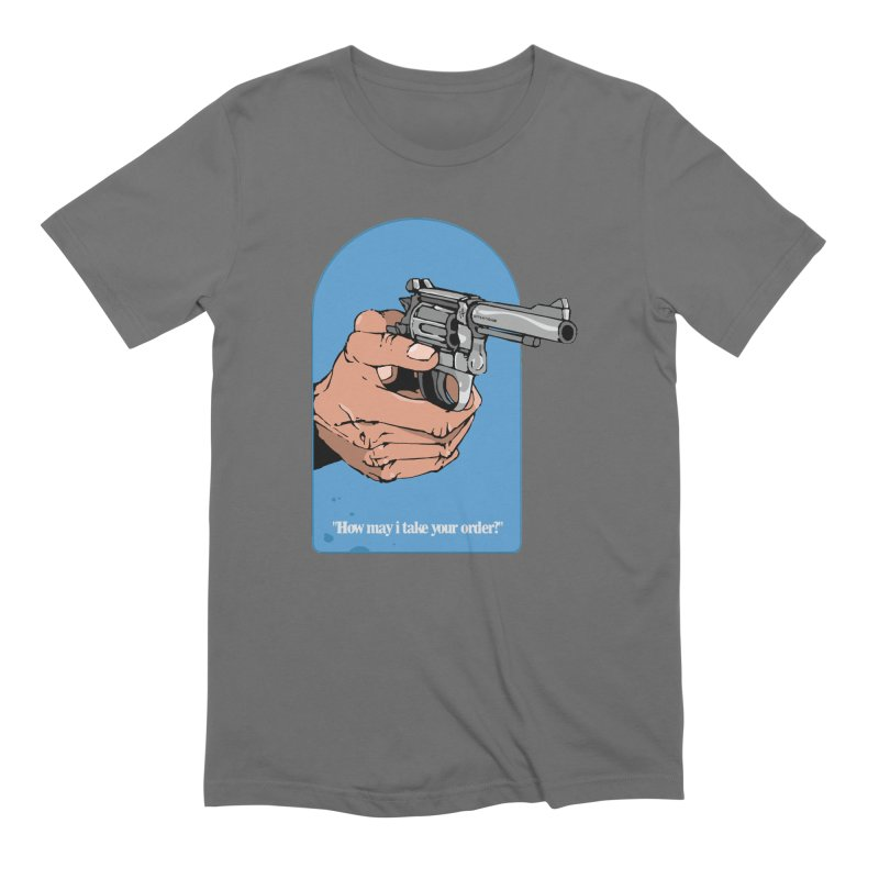 Revolver 2 Men's T-Shirt by Attention®
