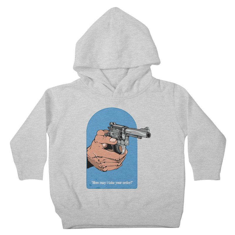 Revolver 2 Kids Toddler Pullover Hoody by Attention®
