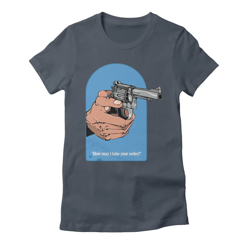 Revolver 2 Women's T-Shirt by Attention®