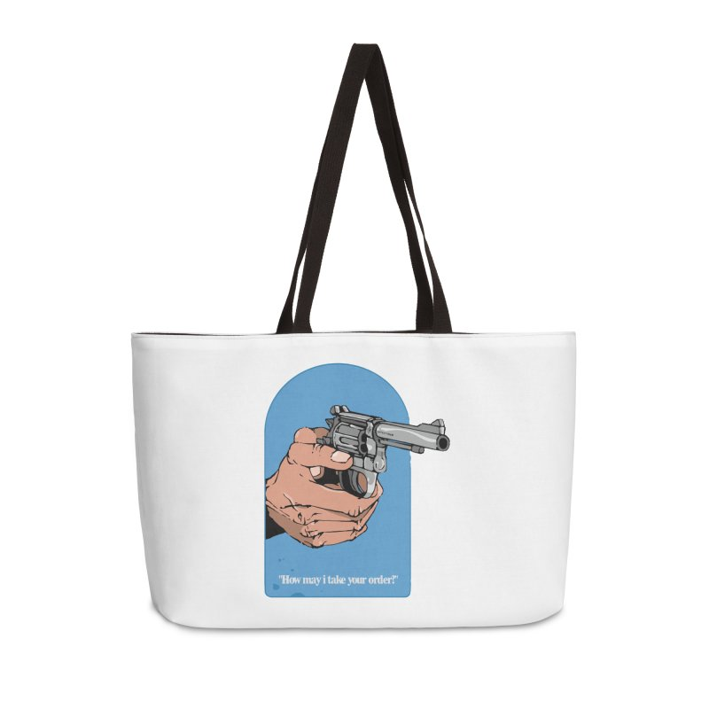 Revolver 2 Accessories Bag by Attention®