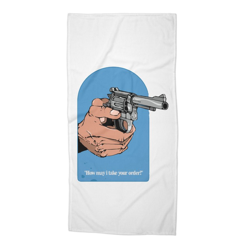 Revolver 2 Accessories Beach Towel by Attention®