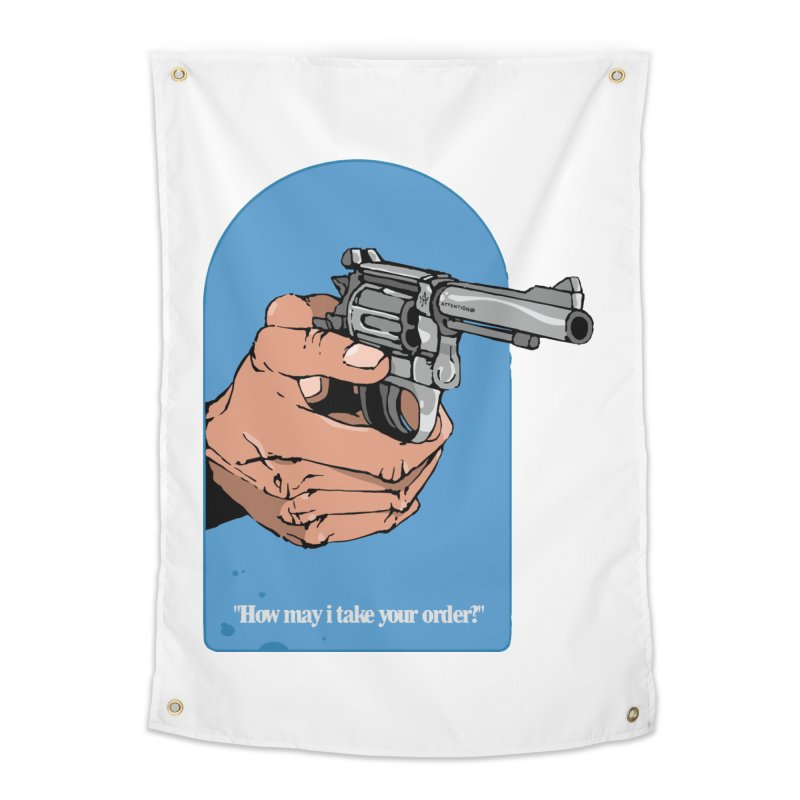 Revolver 2 Home Tapestry by Attention®