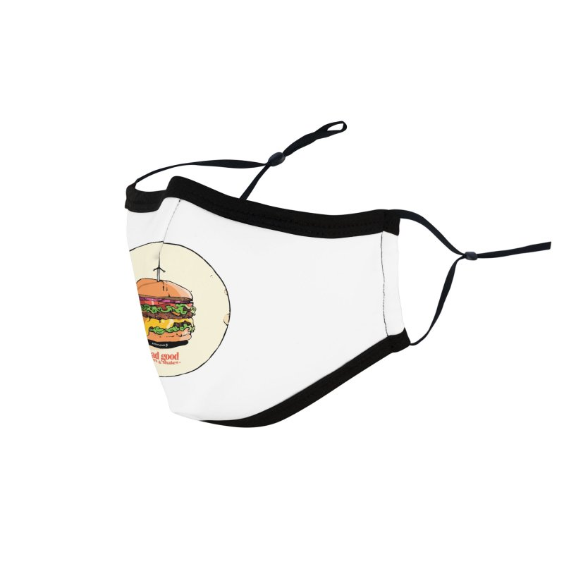 Dead Good 2 Accessories Face Mask by Attention®