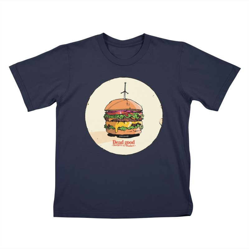 Dead Good 2 Kids T-Shirt by Attention®