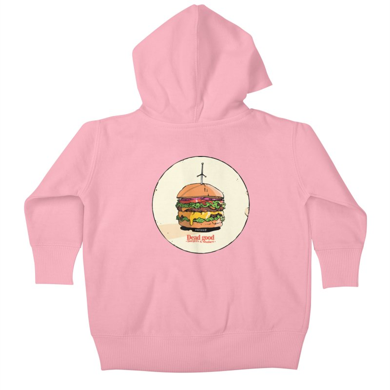 Dead Good 2 Kids Baby Zip-Up Hoody by Attention®