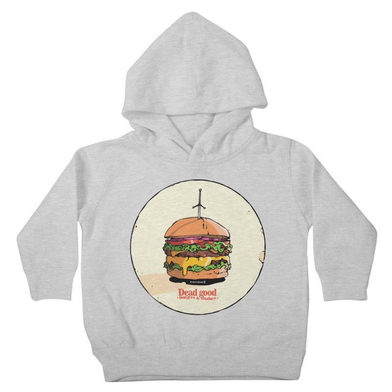 Dead Good 2 Kids Toddler Pullover Hoody by Attention®
