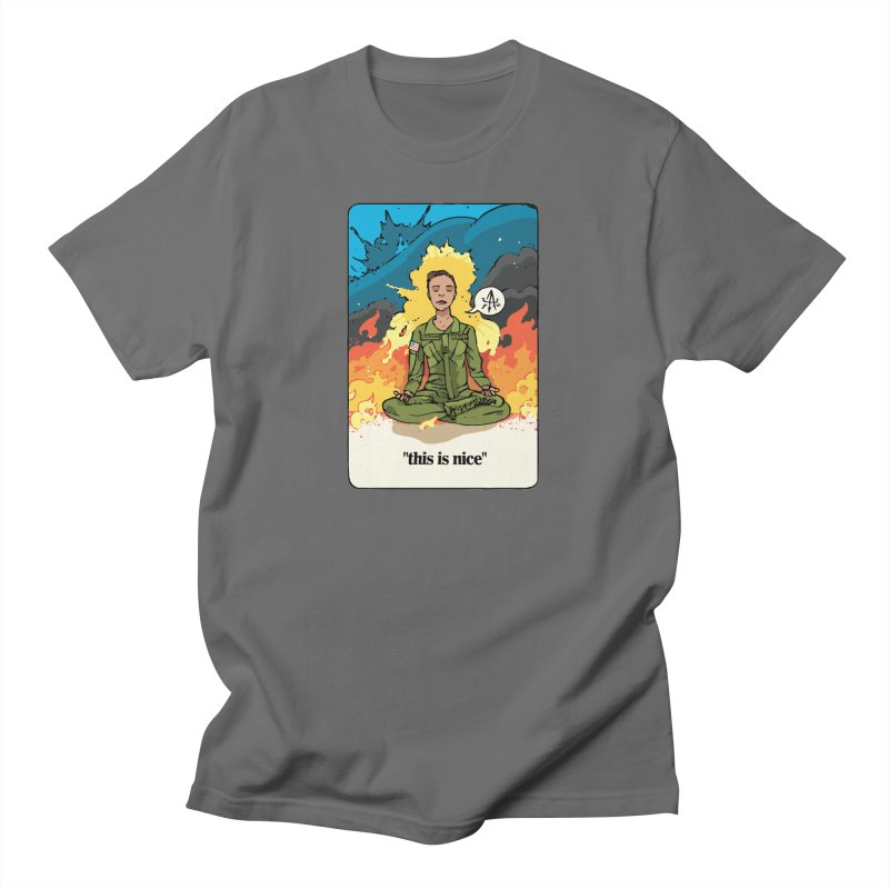 This is Nice Men's T-Shirt by Attention®