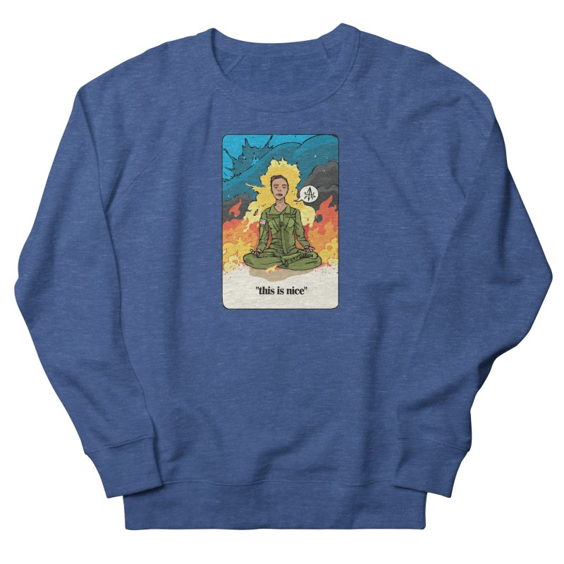 This is Nice Men's Sweatshirt by Attention®