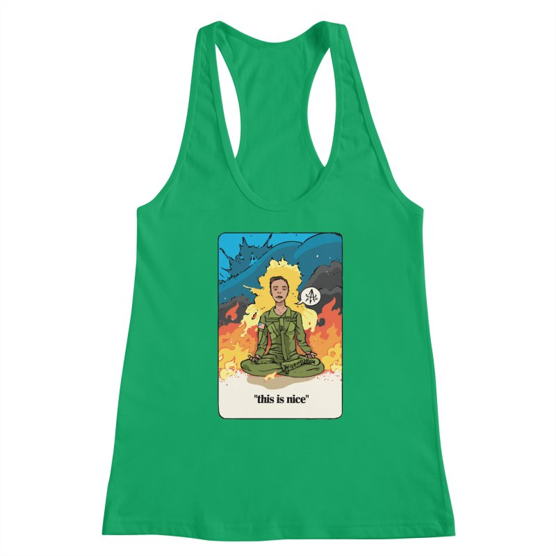 This is Nice Women's Tank by Attention®