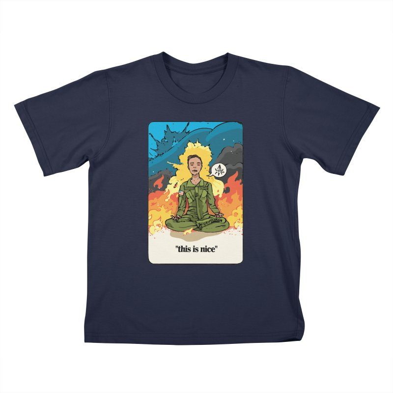 This is Nice Kids T-Shirt by Attention®