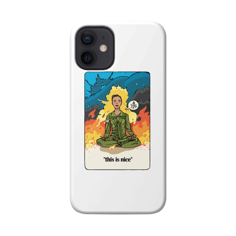 This is Nice Accessories Phone Case by Attention®