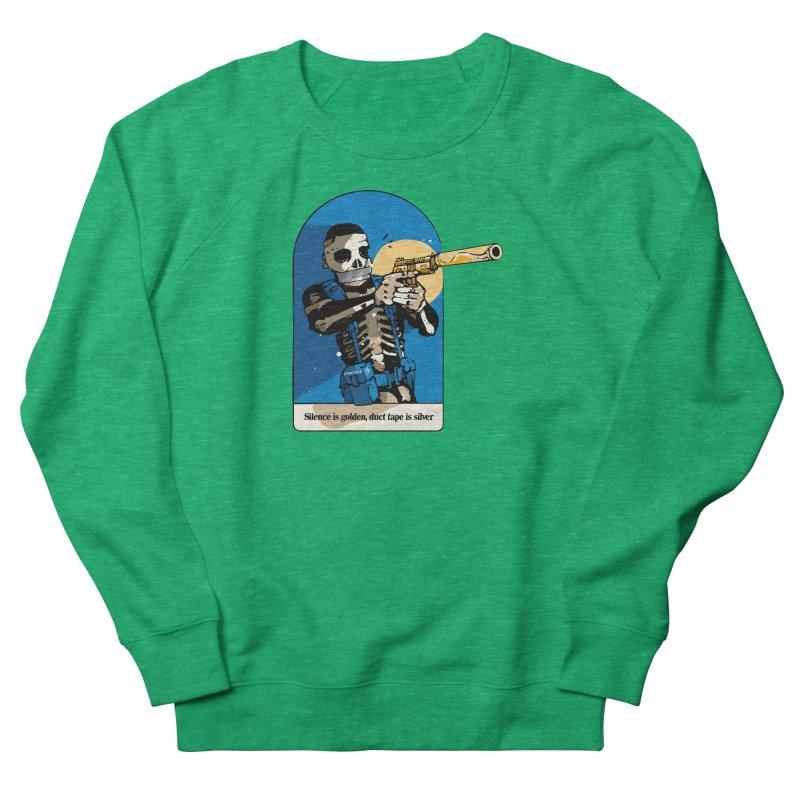 Silence is Golden Women's Sweatshirt by Attention®