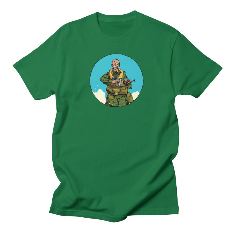 """""""McNasty"""" Men's T-Shirt by Attention®"""