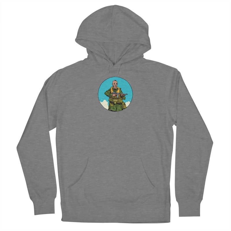 """""""McNasty"""" Women's Pullover Hoody by Attention®"""