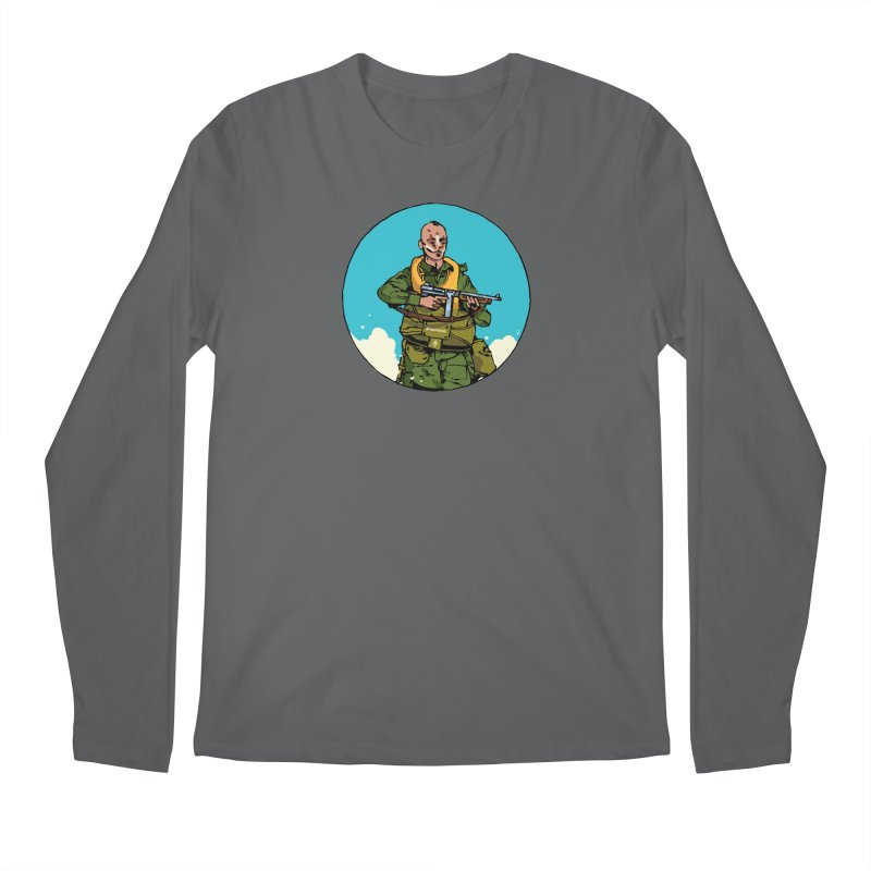 """""""McNasty"""" Men's Longsleeve T-Shirt by Attention®"""