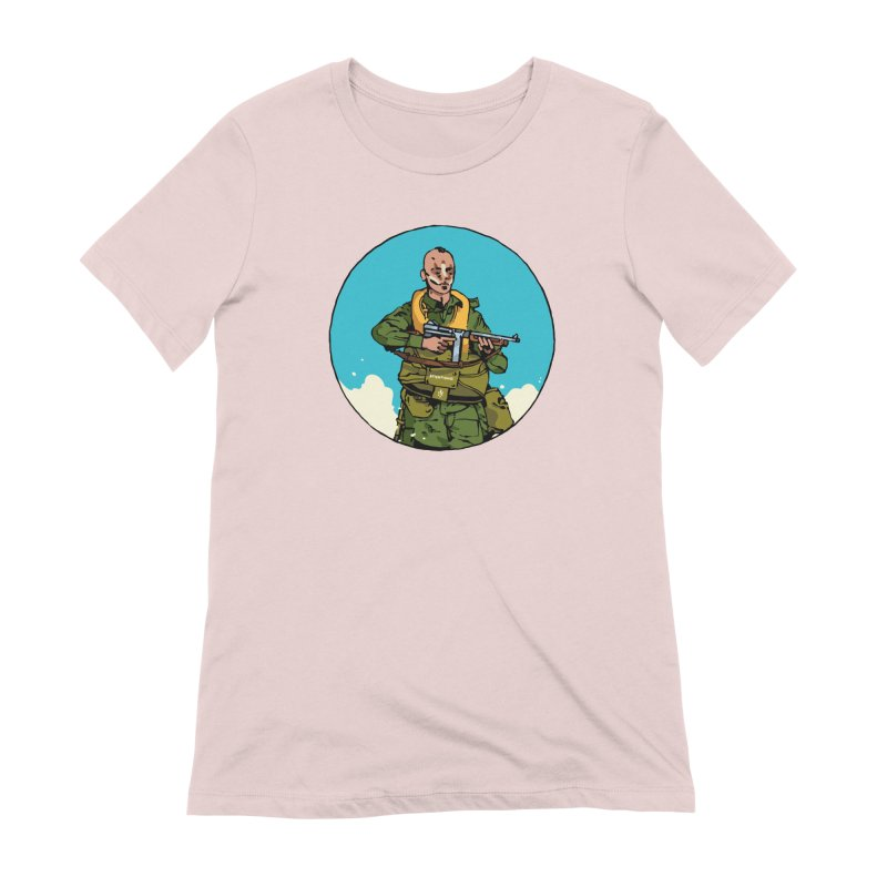 """""""McNasty"""" Women's T-Shirt by Attention®"""