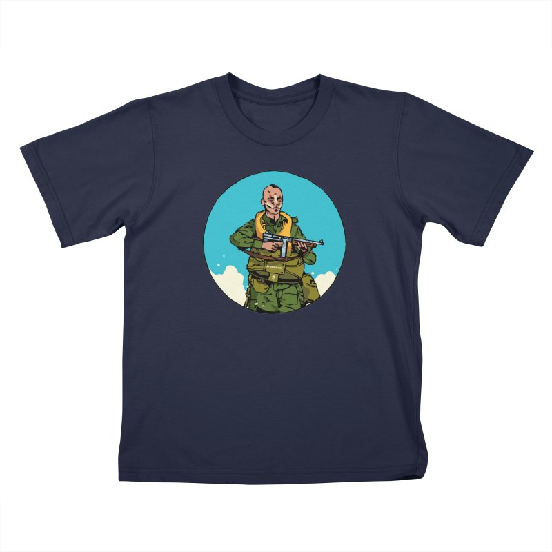 """""""McNasty"""" Kids T-Shirt by Attention®"""