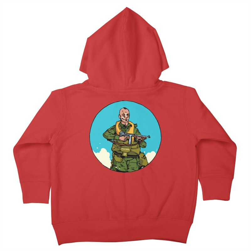 """""""McNasty"""" Kids Toddler Zip-Up Hoody by Attention®"""