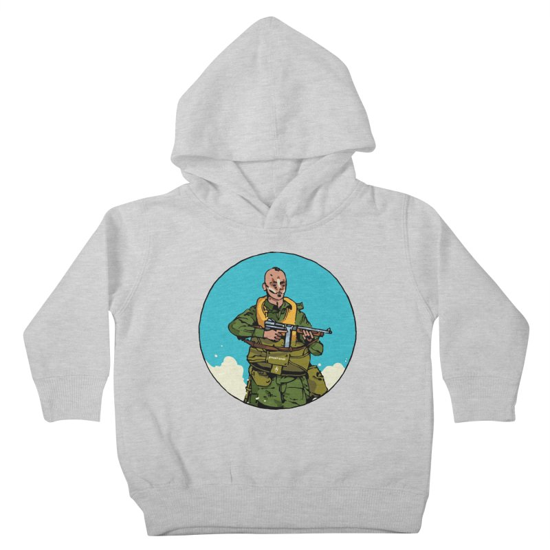 """""""McNasty"""" Kids Toddler Pullover Hoody by Attention®"""