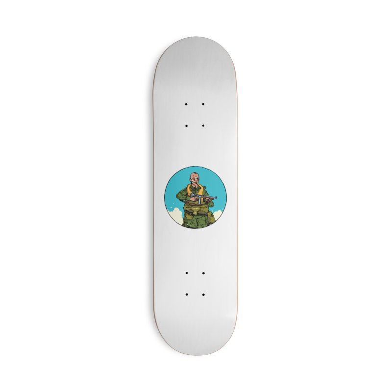 """""""McNasty"""" Accessories Skateboard by Attention®"""