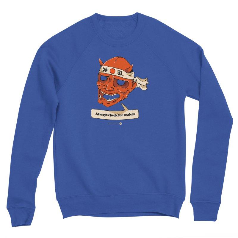 Kamikaze Hannya Men's Sweatshirt by Attention®