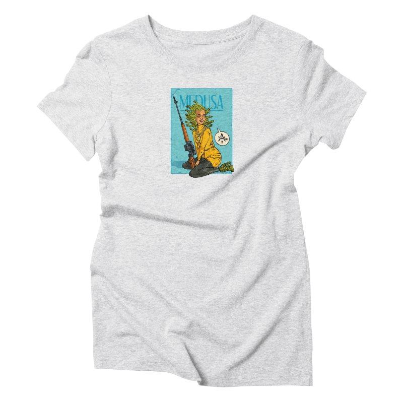 Medusa 2 Women's T-Shirt by Attention®