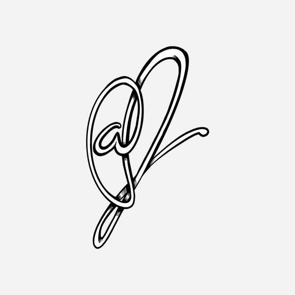 image for Atticus Jackson White Signature Line