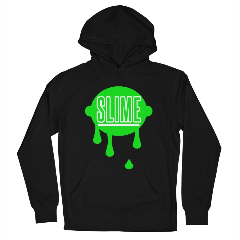 SLIME Women's Pullover Hoody by atumatik's Artist Shop