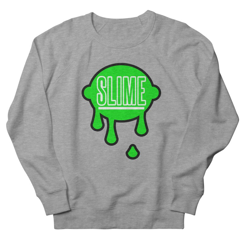 SLIME Women's French Terry Sweatshirt by atumatik's Artist Shop