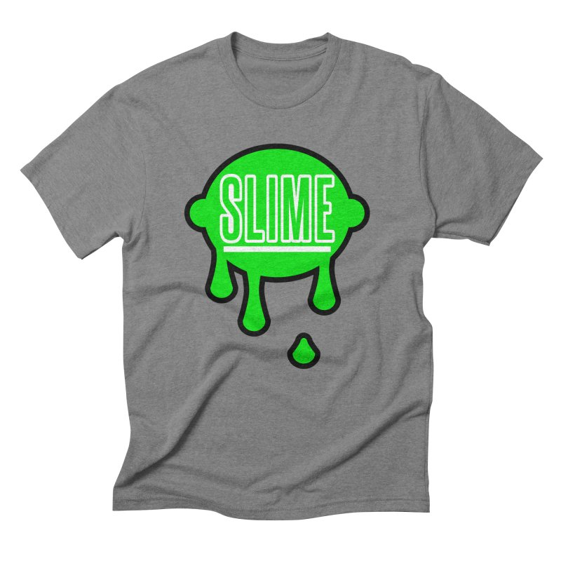 SLIME Men's Triblend T-Shirt by atumatik's Artist Shop