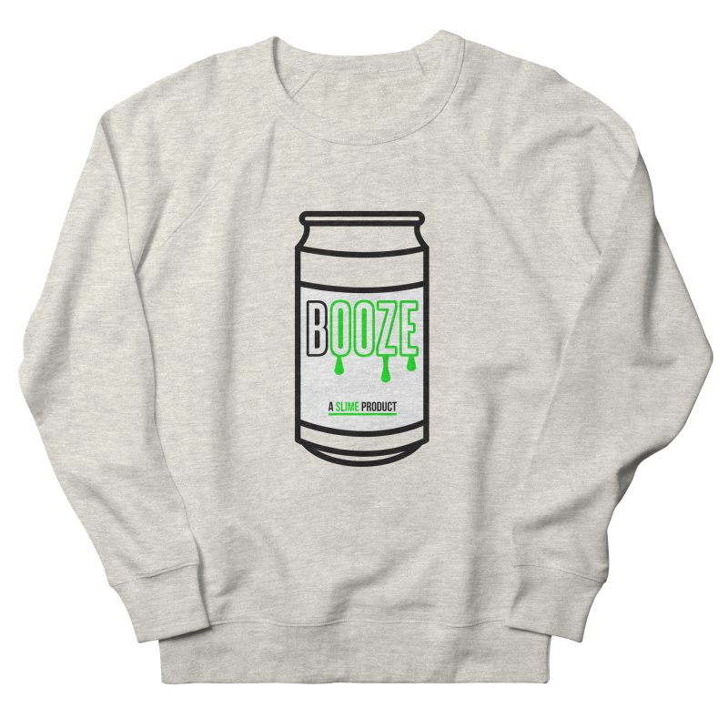 BOOZE Men's Sweatshirt by atumatik's Artist Shop