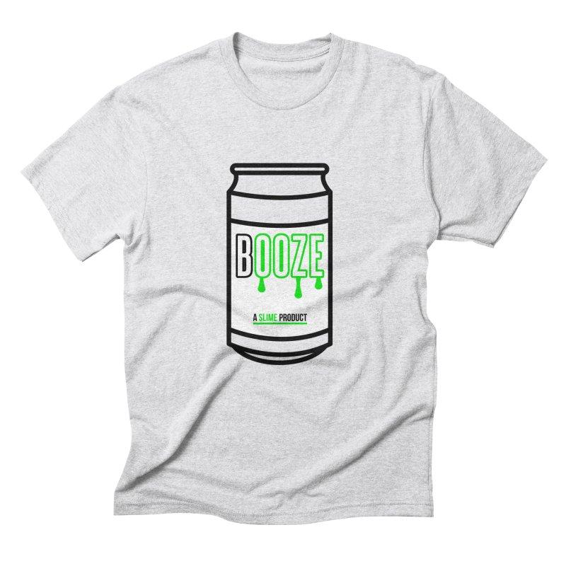 BOOZE Men's T-Shirt by atumatik's Artist Shop