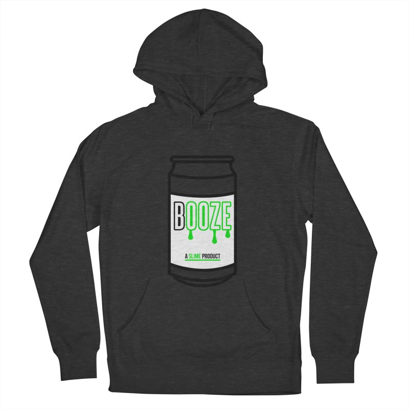 BOOZE Men's French Terry Pullover Hoody by atumatik's Artist Shop