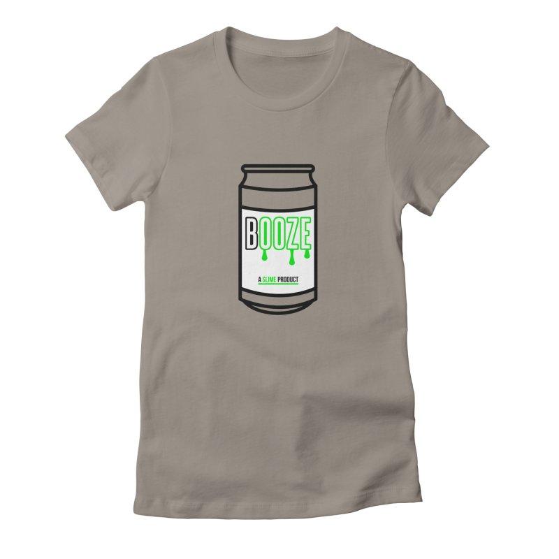 BOOZE Women's T-Shirt by atumatik's Artist Shop