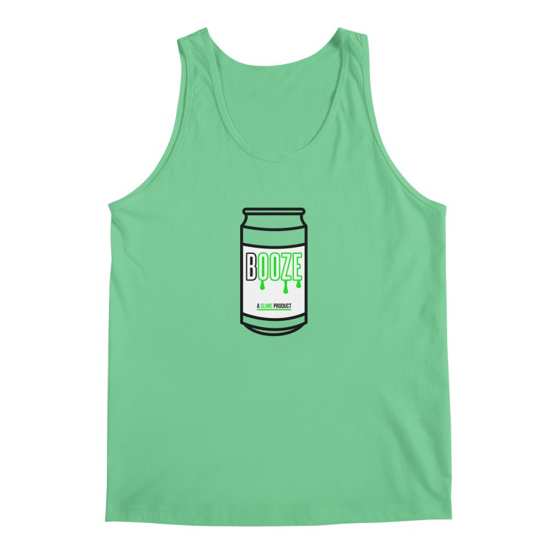 BOOZE Men's Tank by atumatik's Artist Shop