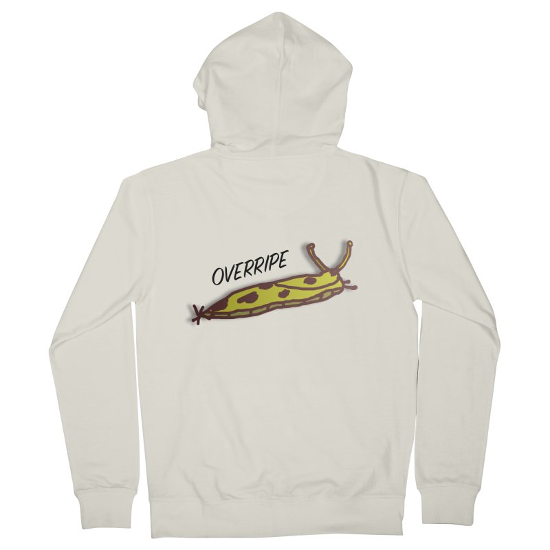OVERRIPE Women's Zip-Up Hoody by atumatik's Artist Shop