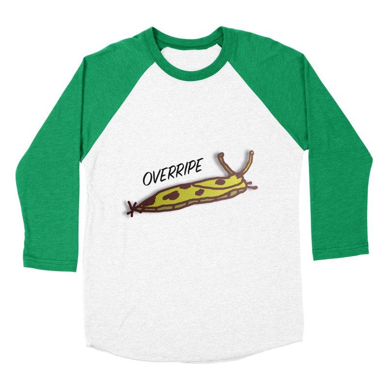 OVERRIPE Women's Baseball Triblend Longsleeve T-Shirt by atumatik's Artist Shop