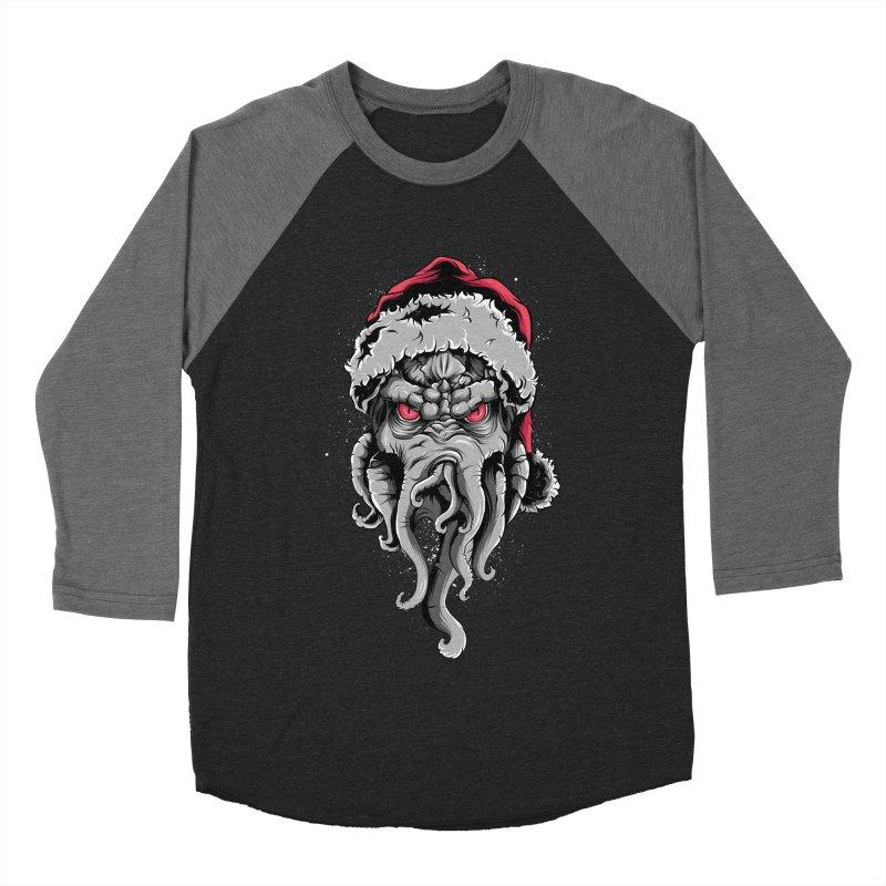 HoHoHo Men's Baseball Triblend Longsleeve T-Shirt by audi's Artist Shop