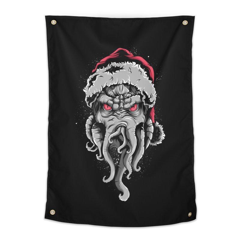 HoHoHo Home Tapestry by audi's Artist Shop