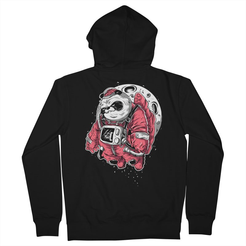 FLOATER Men's Zip-Up Hoody by audi's Artist Shop