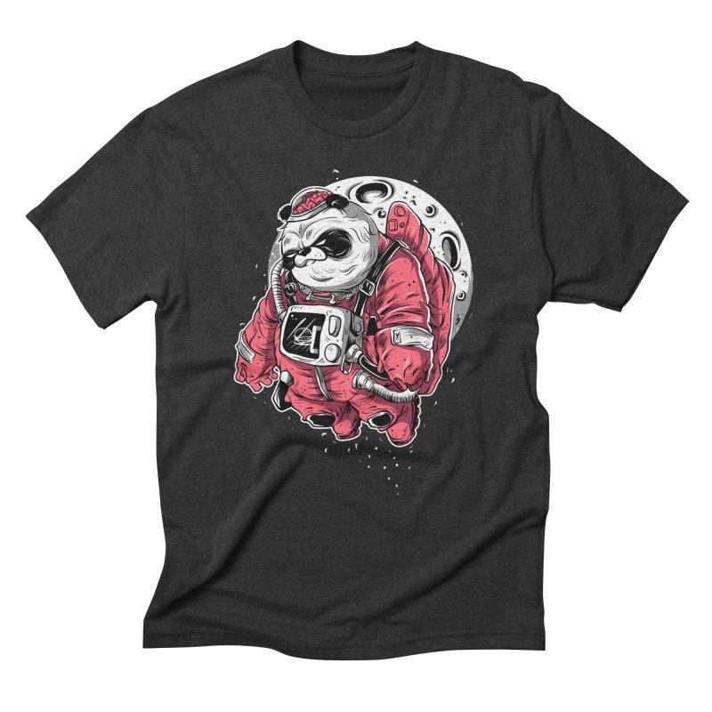 FLOATER Men's Triblend T-Shirt by audi's Artist Shop