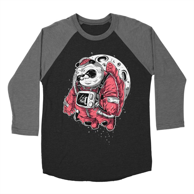 FLOATER Men's Baseball Triblend Longsleeve T-Shirt by audi's Artist Shop