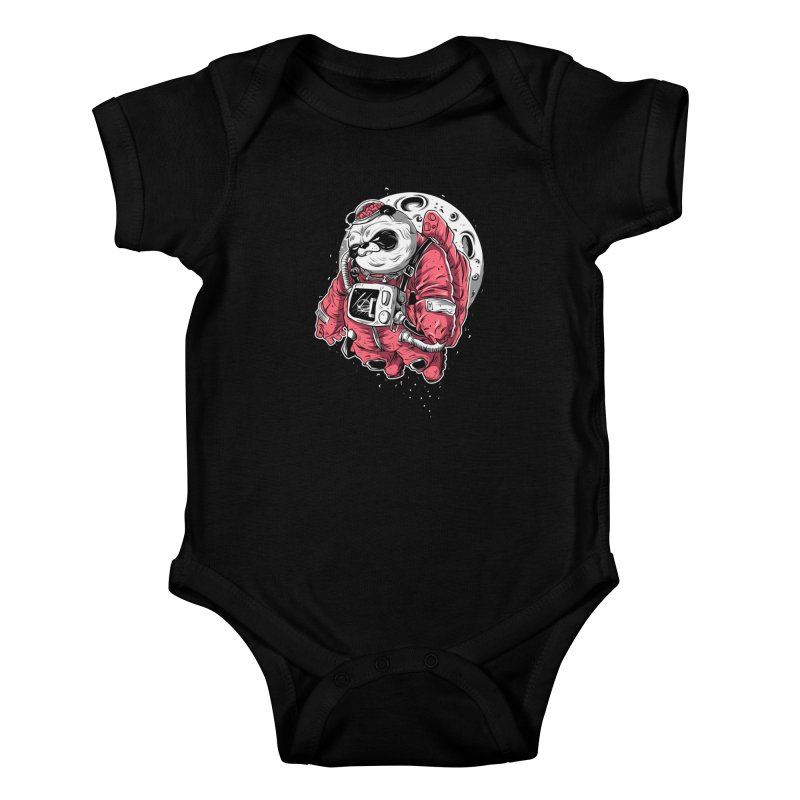 FLOATER Kids Baby Bodysuit by audi's Artist Shop