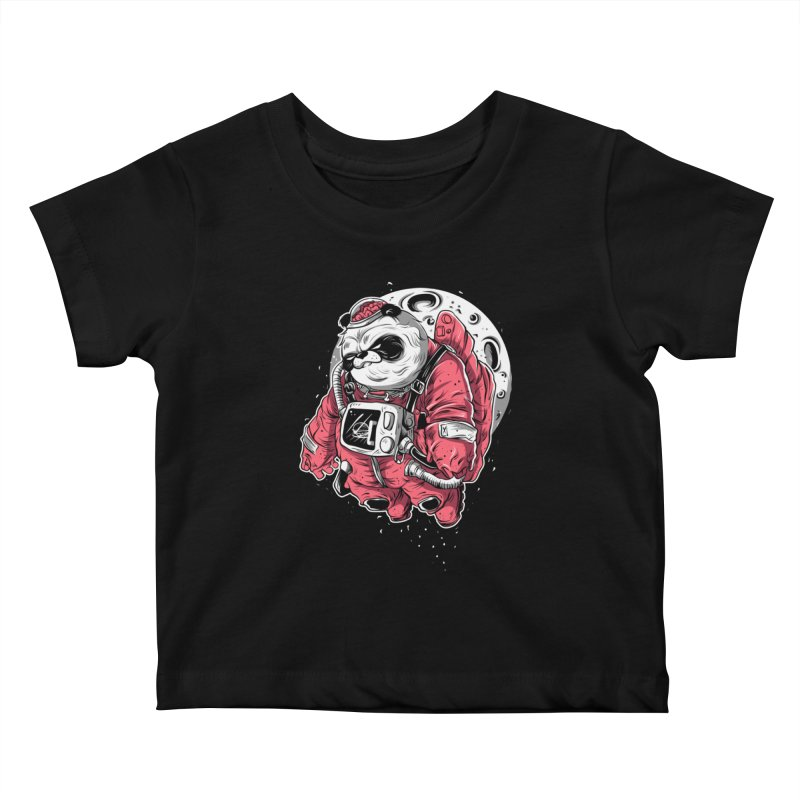 FLOATER Kids Baby T-Shirt by audi's Artist Shop