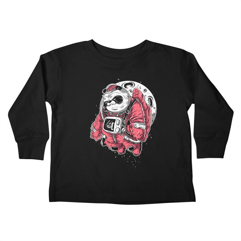 FLOATER Kids Toddler Longsleeve T-Shirt by audi's Artist Shop